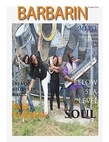 Barbarin Magazine