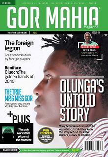 Gor Mahia magazine