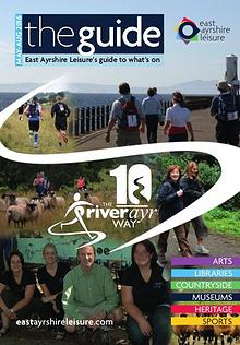 East Ayrshire Leisure - The Guide May-Aug 2016