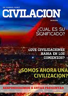 las civilizaciones en conceptos basicos
