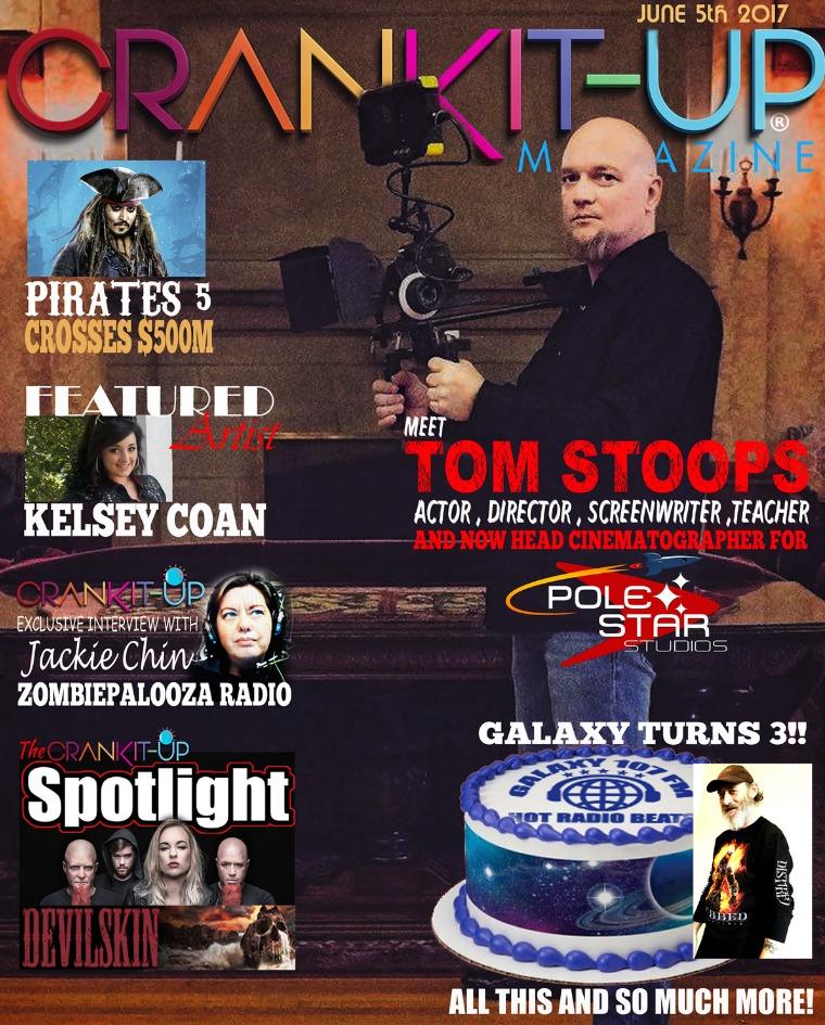 CRANKIT-UP April Issue June issue