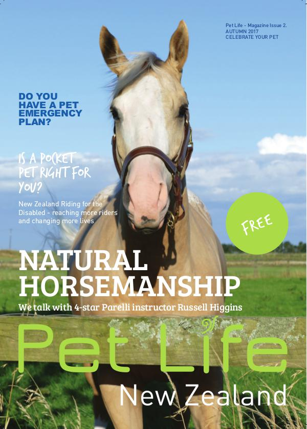 Pet Life Magazine Issue 2 AUTUMN 2017