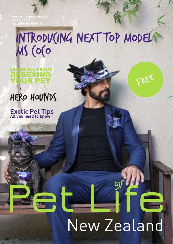Pet Life Magazine Issue 4 Spring 2017