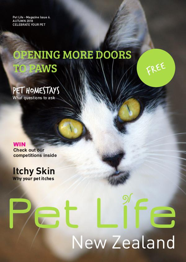 Pet Life Magazine Issue 6 Autumn 2018