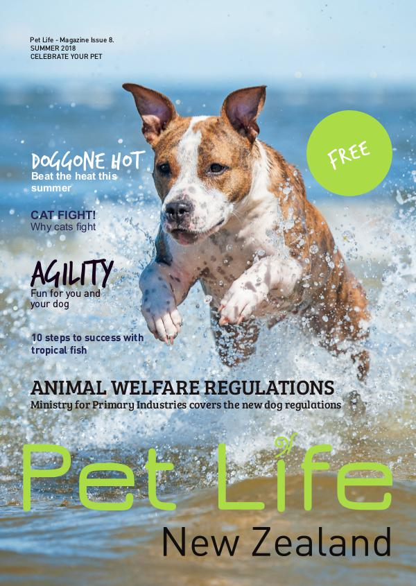 Pet Life Magazine Issue 8 2018