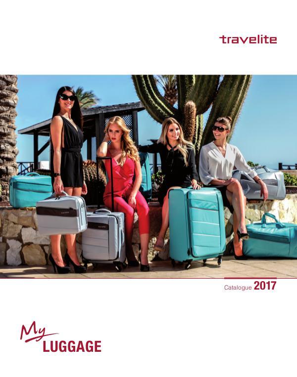 Travelite - My Luggage - Catalogue 2017 April 2017