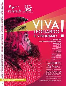 Viva Leonardo da Vinci!