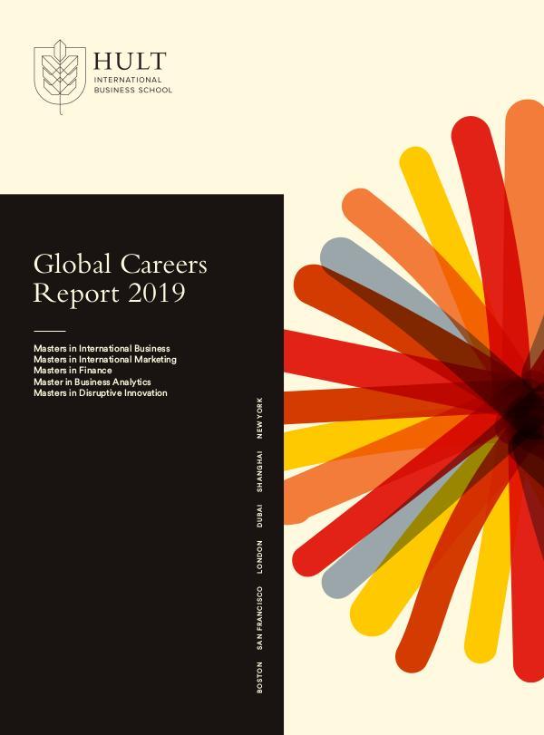 2019 MA Global Careers Report 2019 MA Global Careers Report