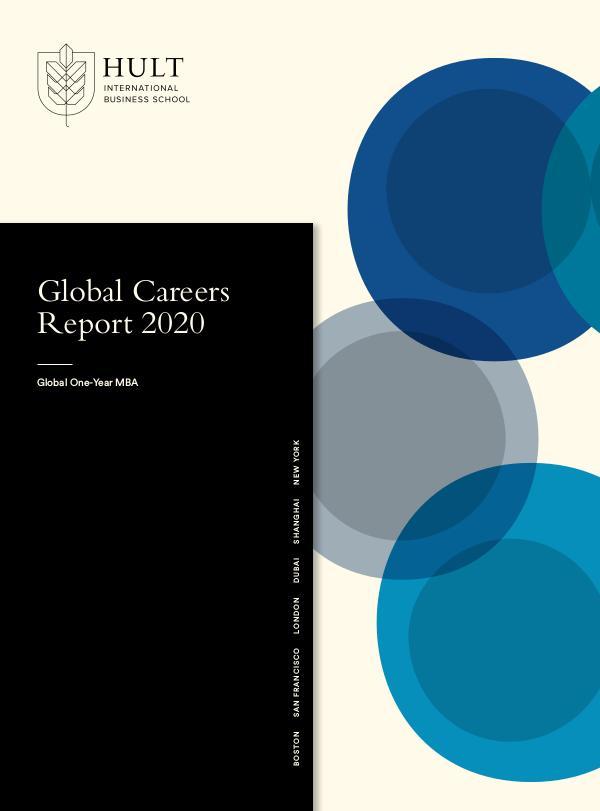 2020 MBA Global Careers Report 2020 MBA Global Careers Report