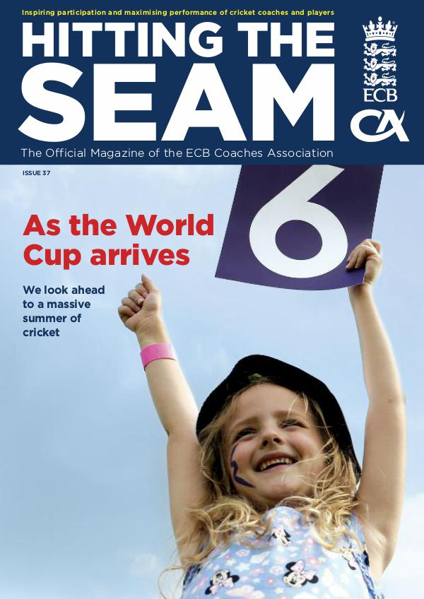 Hitting the Seam Issue 37
