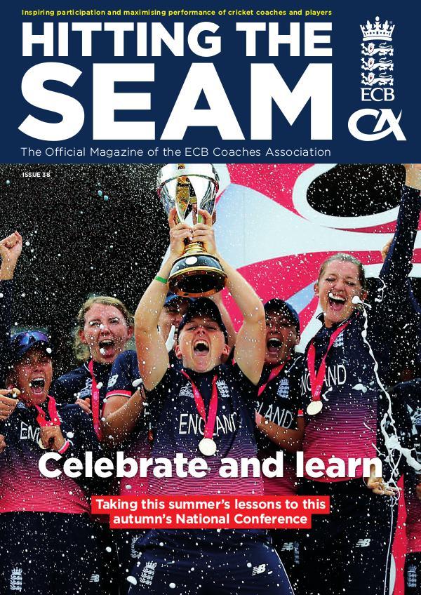 Hitting the Seam Issue 38
