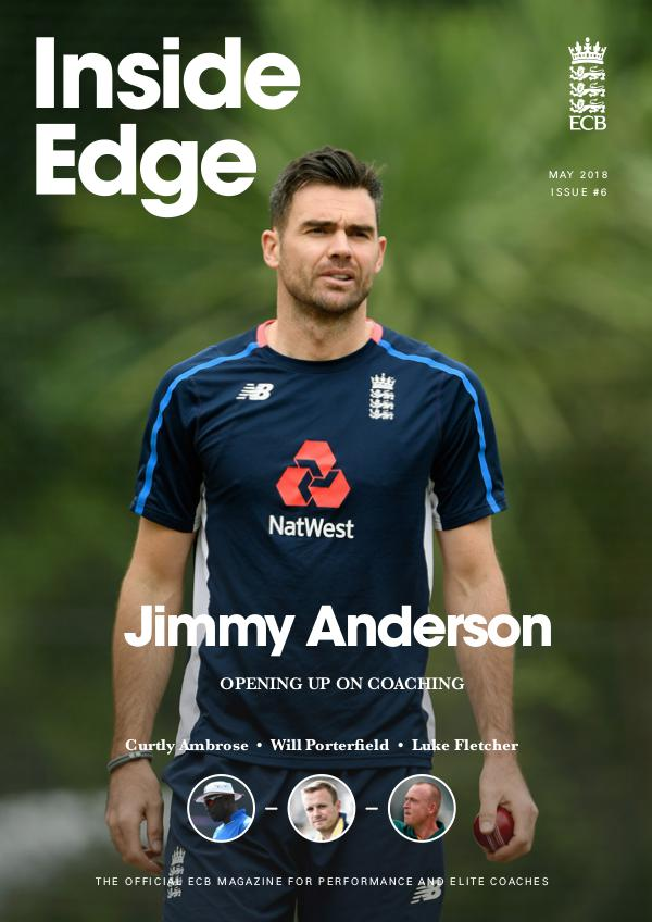 Inside Edge 6 May 2018