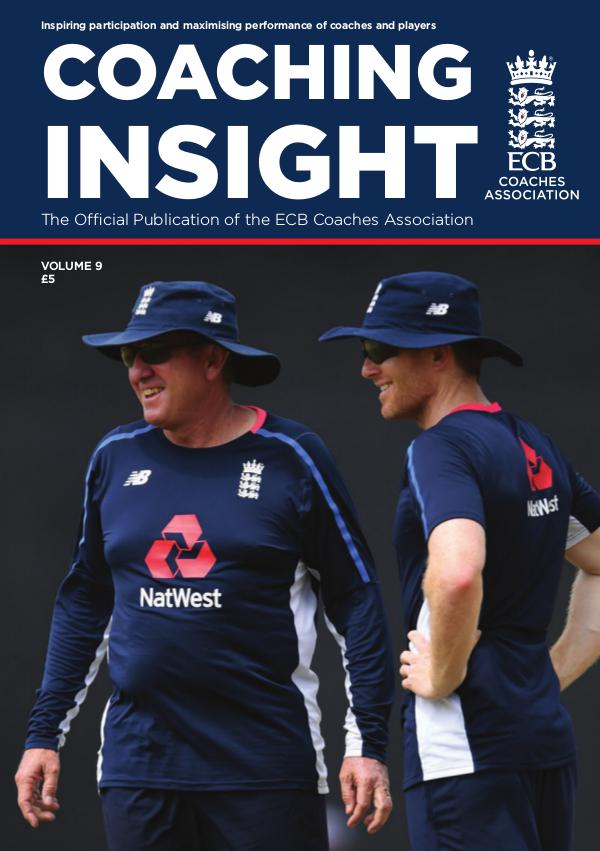 ECB Coaches Association links Coaching_Insight_2019