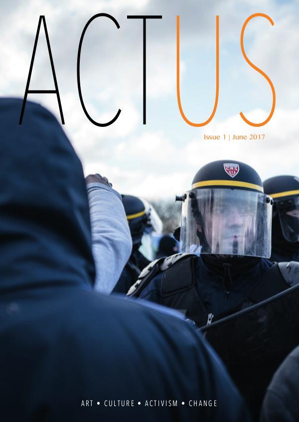 Actus Actus Magazine