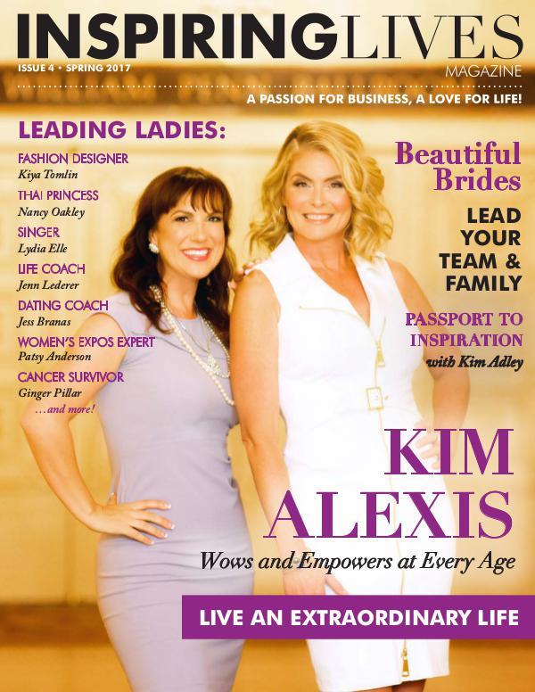 Inspiring Lives Magazine Spring 2017: Issue 4