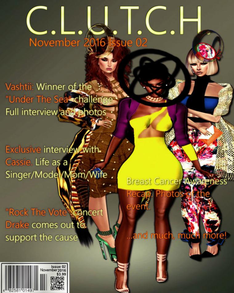 C.L.U.T.C.H. November 2016 Issue 02