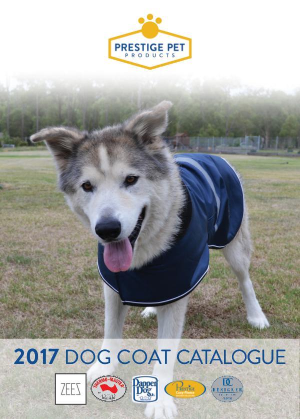 ZeeZ Dog Coats 2017