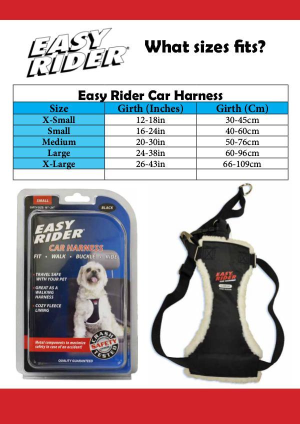 Easy Rider - Car Harness