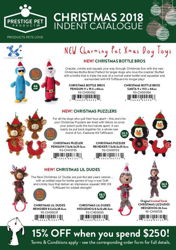 2018 NEWSLETTER EDITIONS EDITION_CHRISTMAS 2018