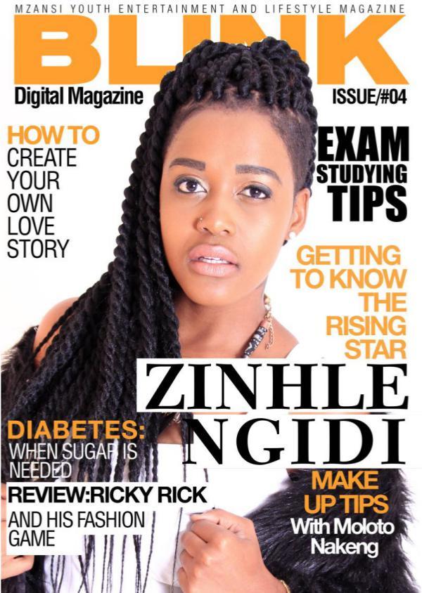 Blink Digital Magazine 4th Issue Blink digital Magazine 04