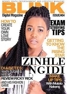 Blink Digital Magazine 4th Issue