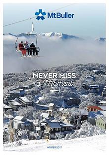 Mt Buller Winter 2017 Resort Guide
