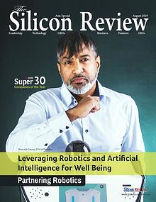 The Silicon Review - Best Business Review Magazine