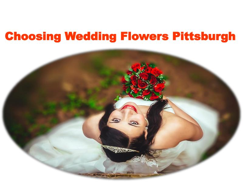 Choosing Wedding Flowers Pittsburgh 1
