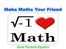Make Maths Your Friend