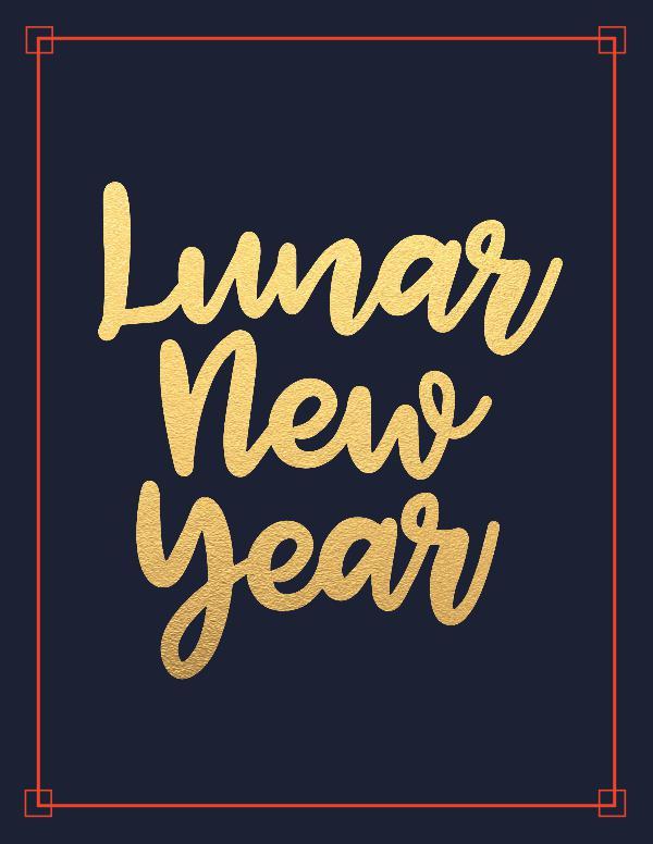 Lunar New Year - NACUFS 1