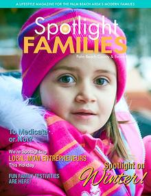 Spotlight Families Magazine Winter Issue 2016