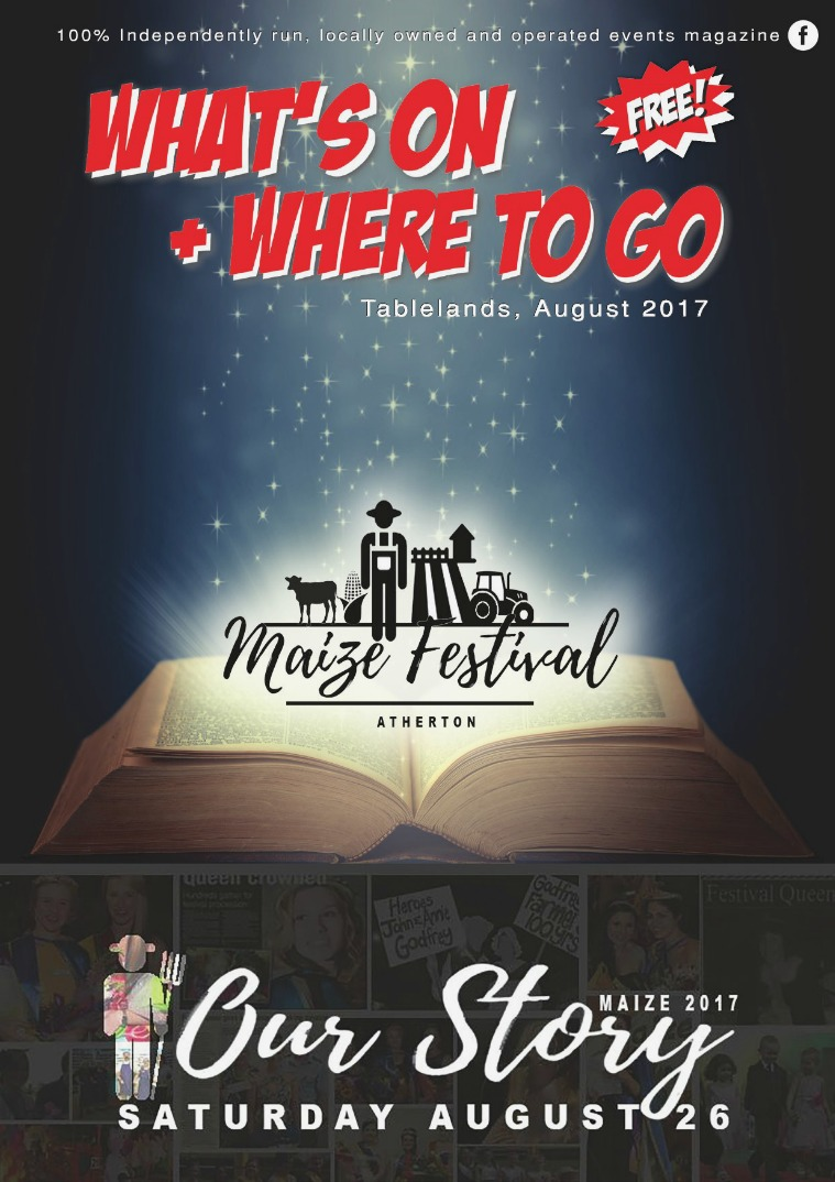 What's On Tablelands August Issue 2017