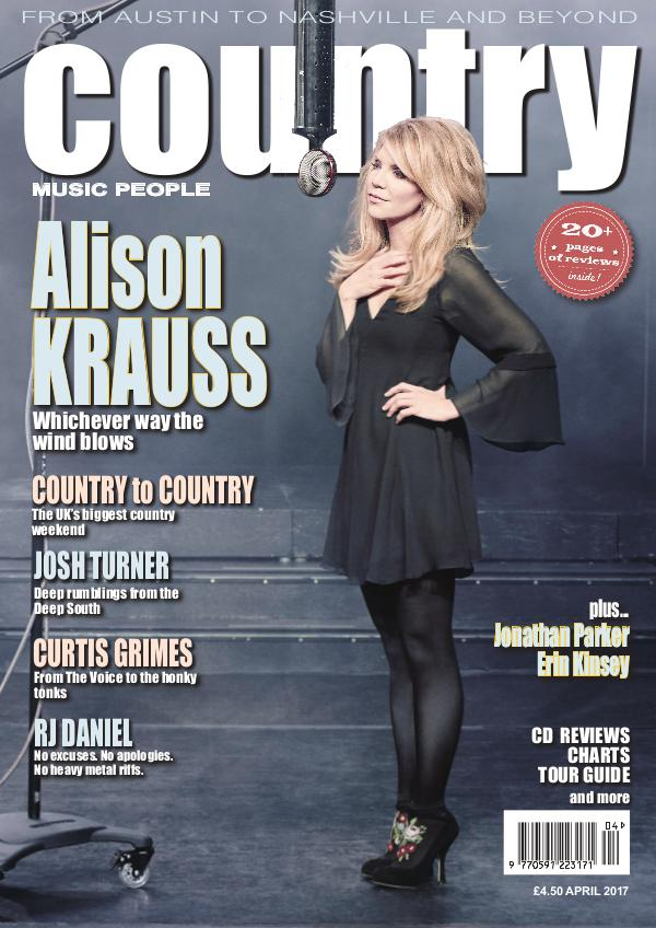Country Music People April 2017