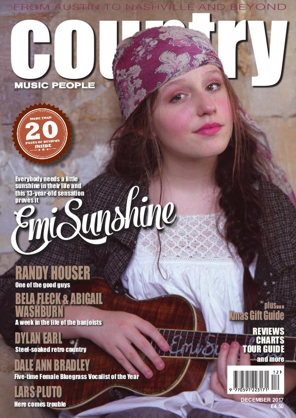 Country Music People December 2017