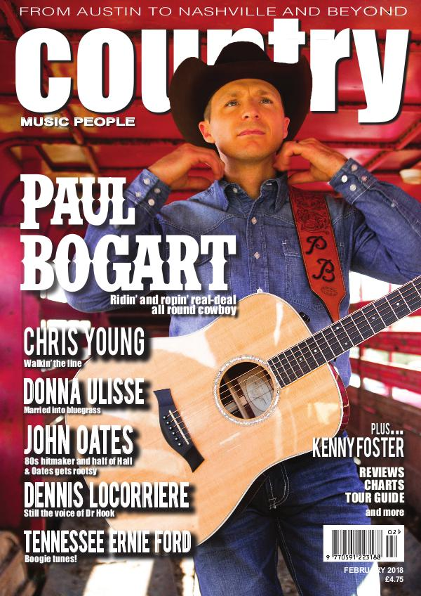 Country Music People February 2018