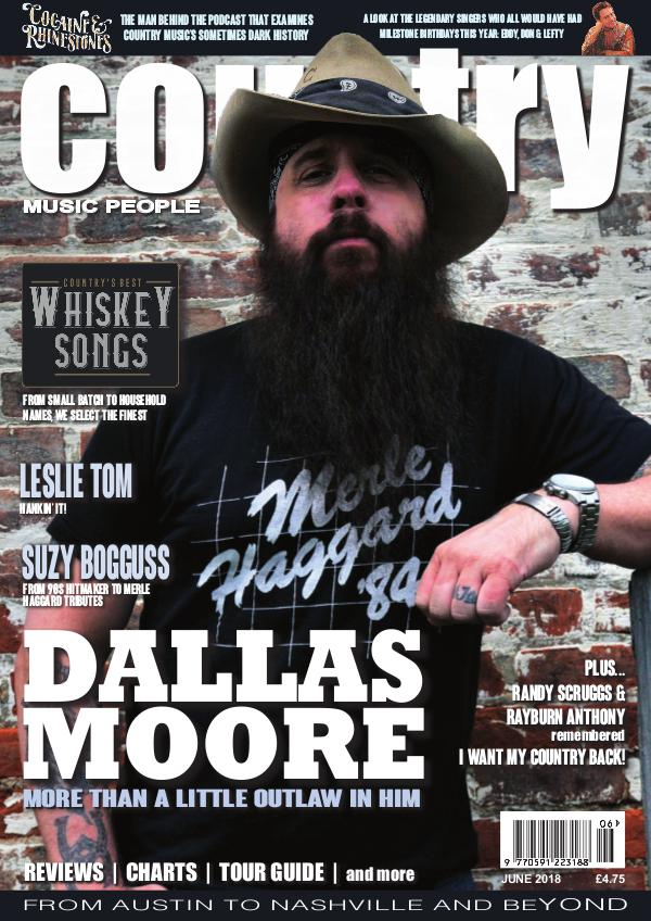 Country Music People June 2018