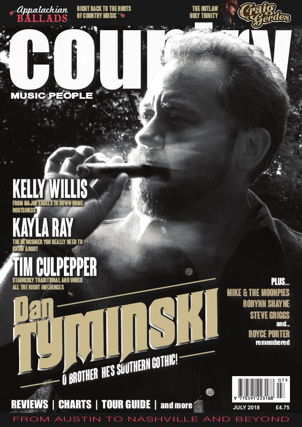 Country Music People July 2018