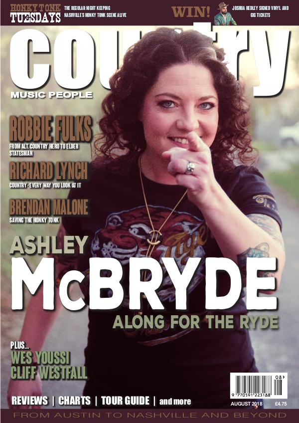 Country Music People August 2018