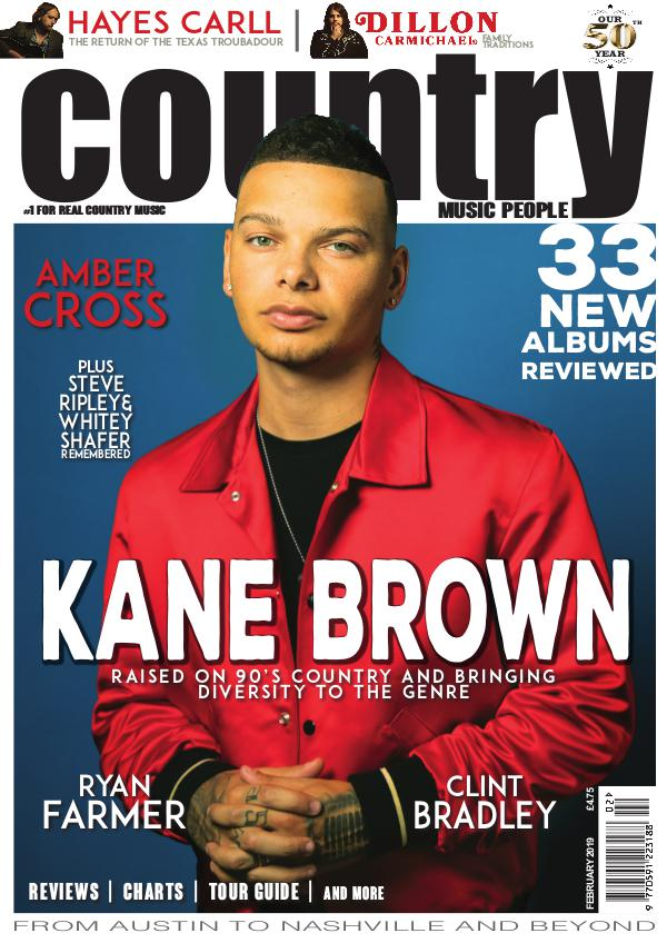 Country Music People February 2019