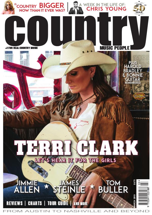 Country Music People March 2019
