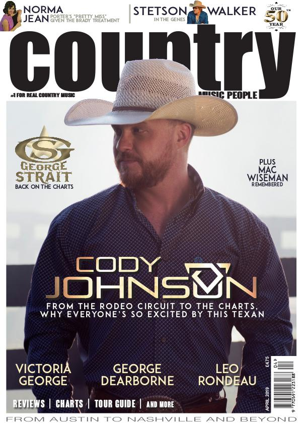 Country Music People April 2019