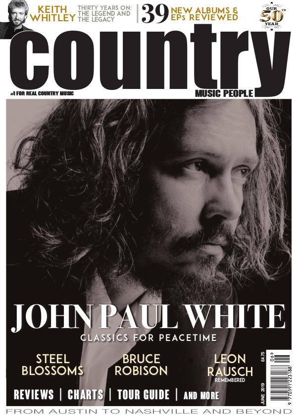 Country Music People June 2019