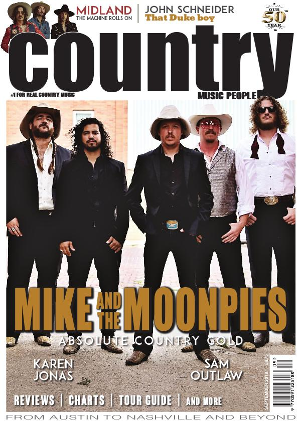 Country Music People September 2019
