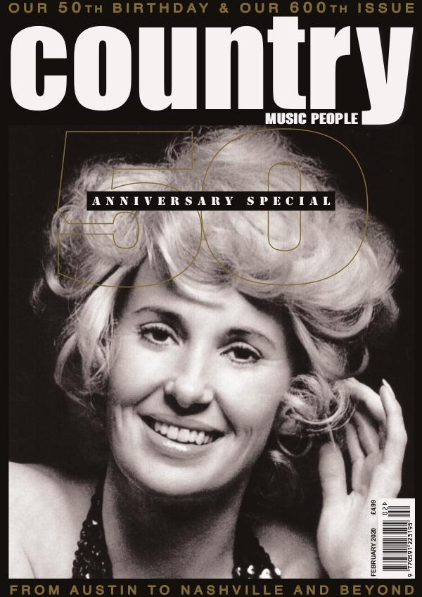 Country Music People February 2020 - 50 Years Anniversary Special