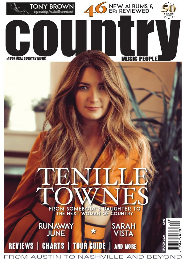 Country Music People March 2020