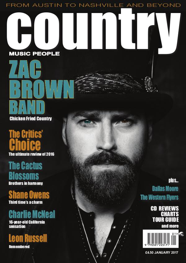 Country Music People January 2017 Joomag Newsstand