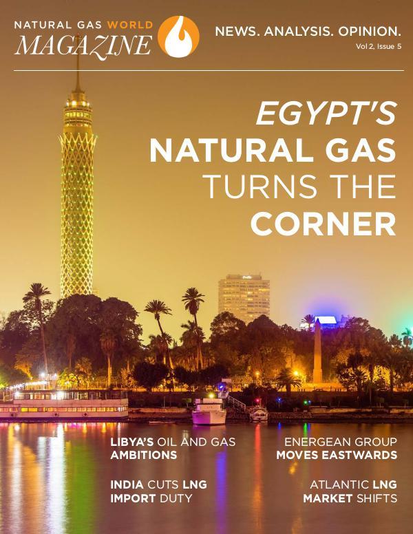 Natural Gas World Magazine | Joomag Newsstand