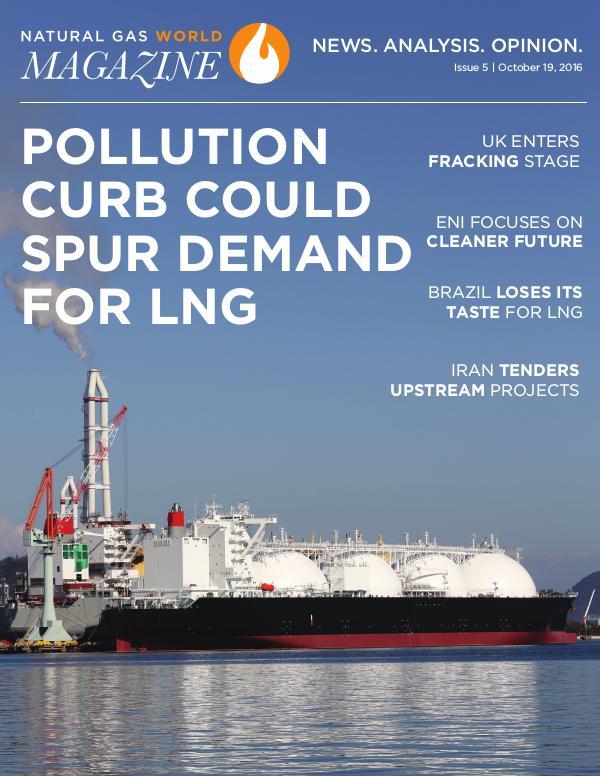 Natural Gas World Magazine October 19 2016