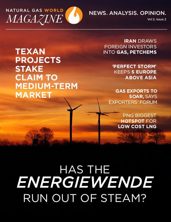 Natural Gas World Magazine Volume 2, Issue 2
