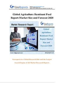 Global Agriculture Ruminant Feed Report-Market Size and Forecast 2016